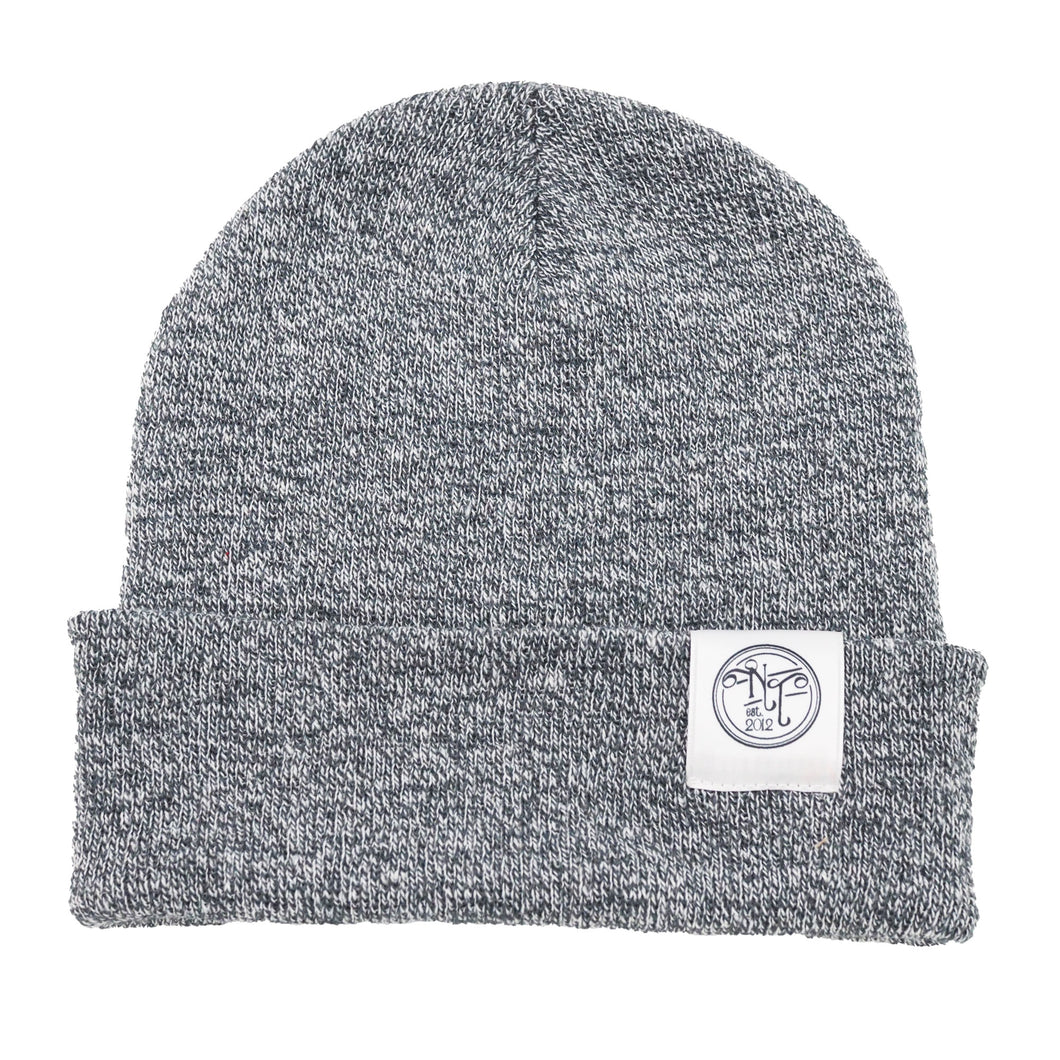 Needful Beanie – Heather Grey