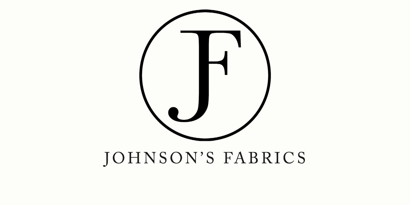 Johnson's Fabrics home fabrics custom interior design fabric trim upholstery couch curtain panel chair recover