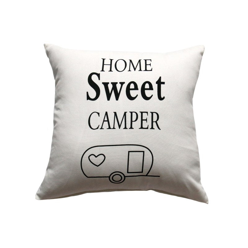 Pillow - Home Sweet Camper