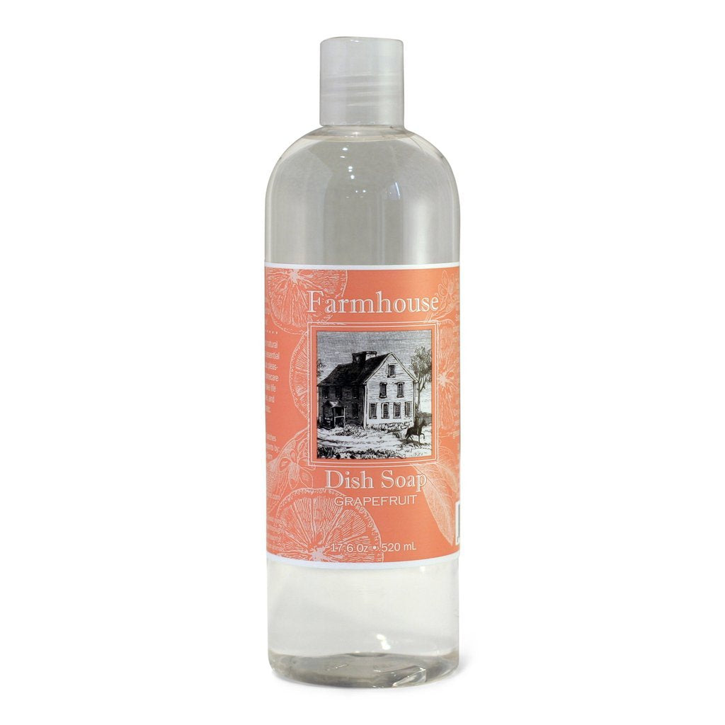 Farmhouse Dish Soap - Grapefruit