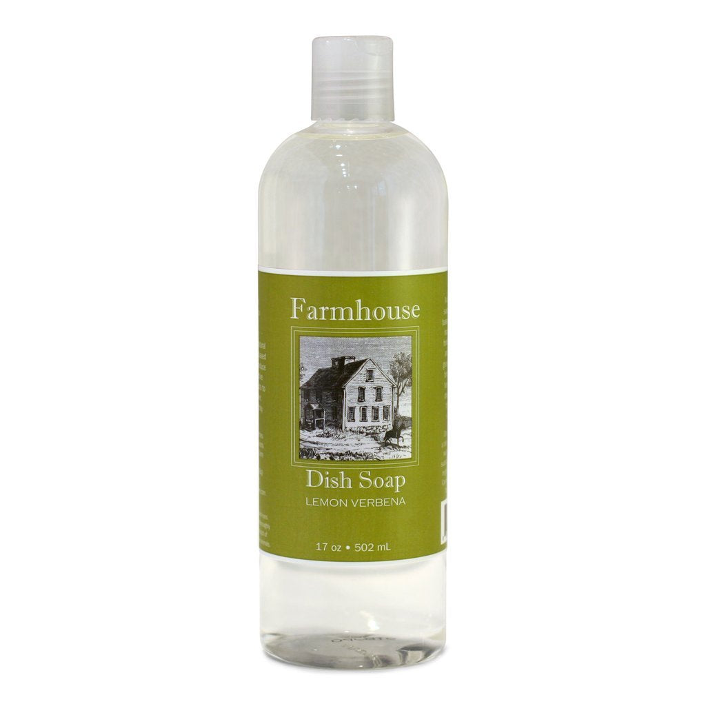 Farmhouse Dish Soap - Lemon Verbena
