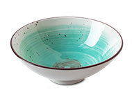 Serene Green Bowl - Large