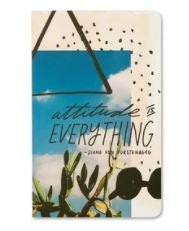 Journal Soft Cover - Attitude Is Everything