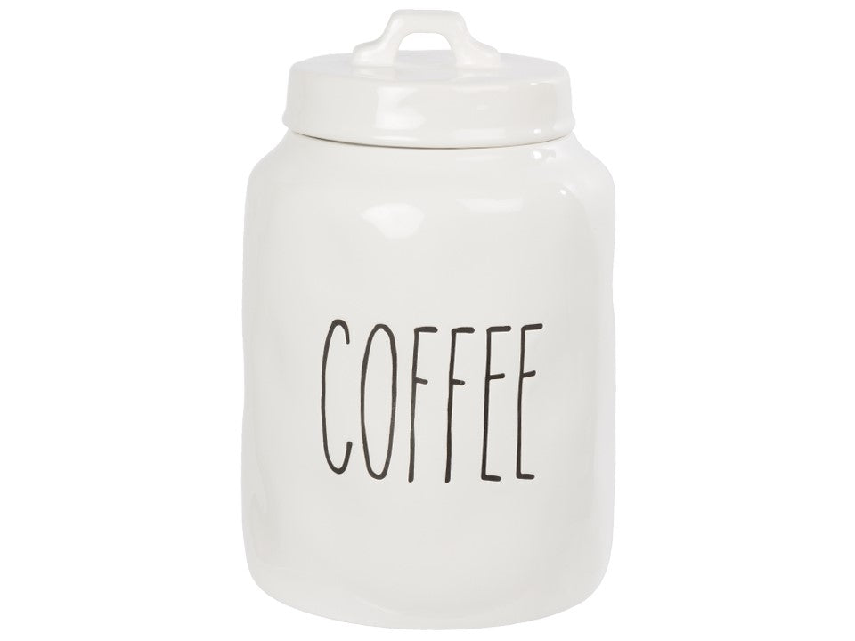 Farmhouse Coffee Jar