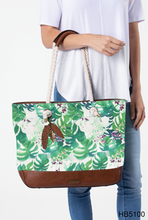 Load image into Gallery viewer, Palau Canvas Beach Tote