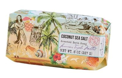 Whimsical Triple Milled Scented Soap