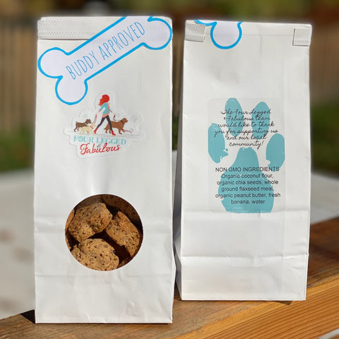 BUDDY APPROVED | HOMEMADE DOG TREATS