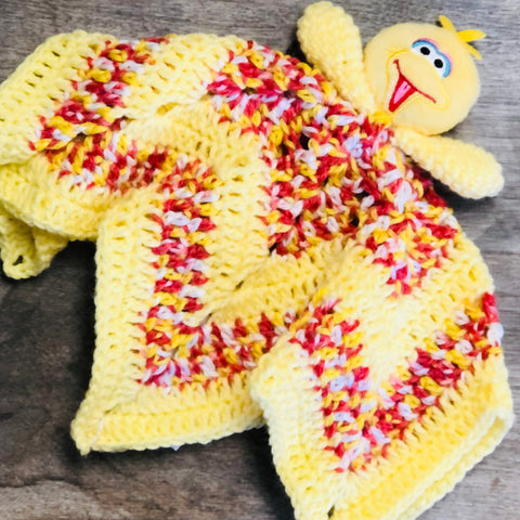 "BIG BIRD ""LOVEY"""