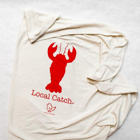 LOCAL CATCH ORGANIC BLANKET