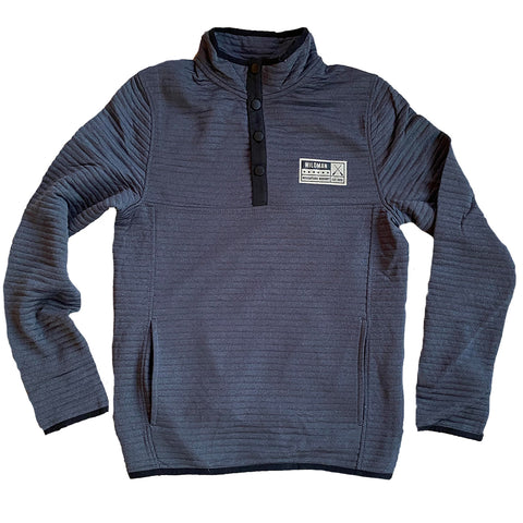 Chase Quarter Snap Pullover