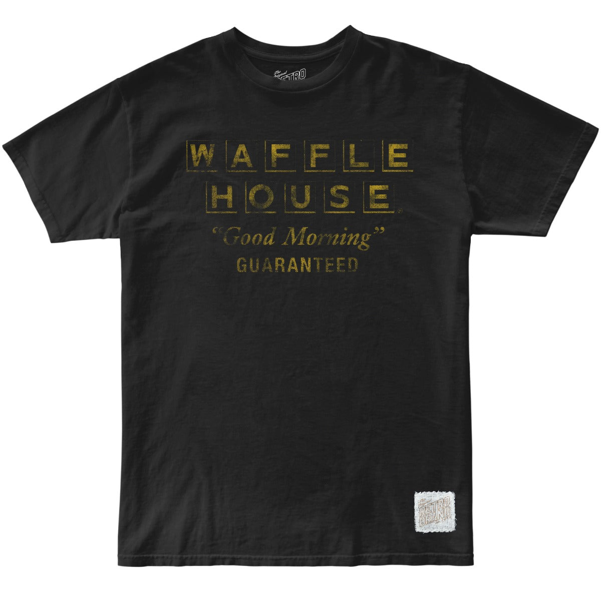 Waffle House Men's Short Sleeve T Shirt