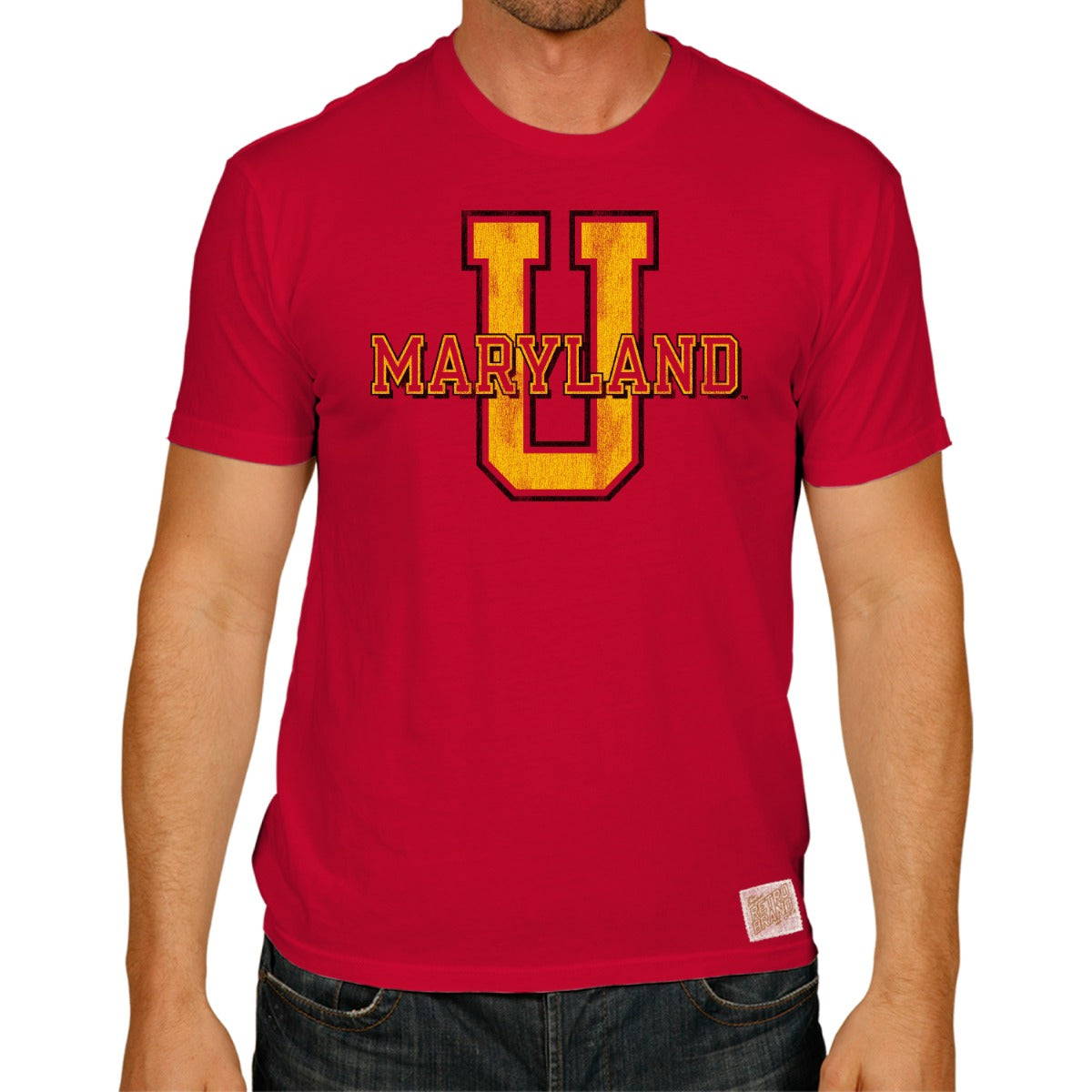 Maryland U Worlds Best Tee