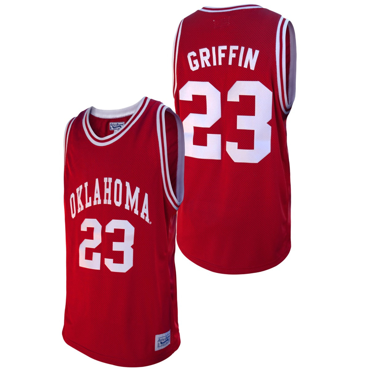 Oklahoma Sooners Blake Griffin Throwback Jersey
