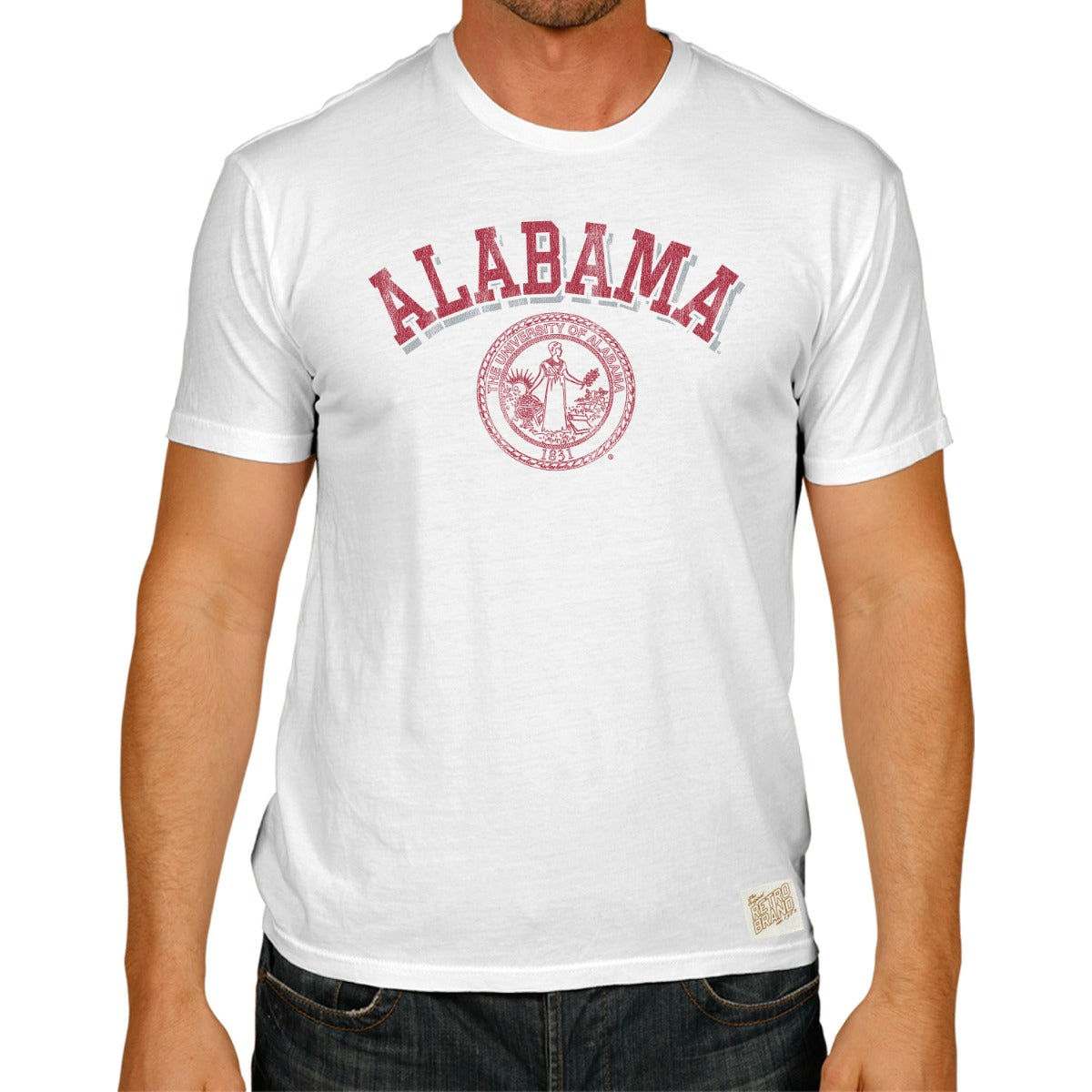 Alabama Men's Worlds Best Tee