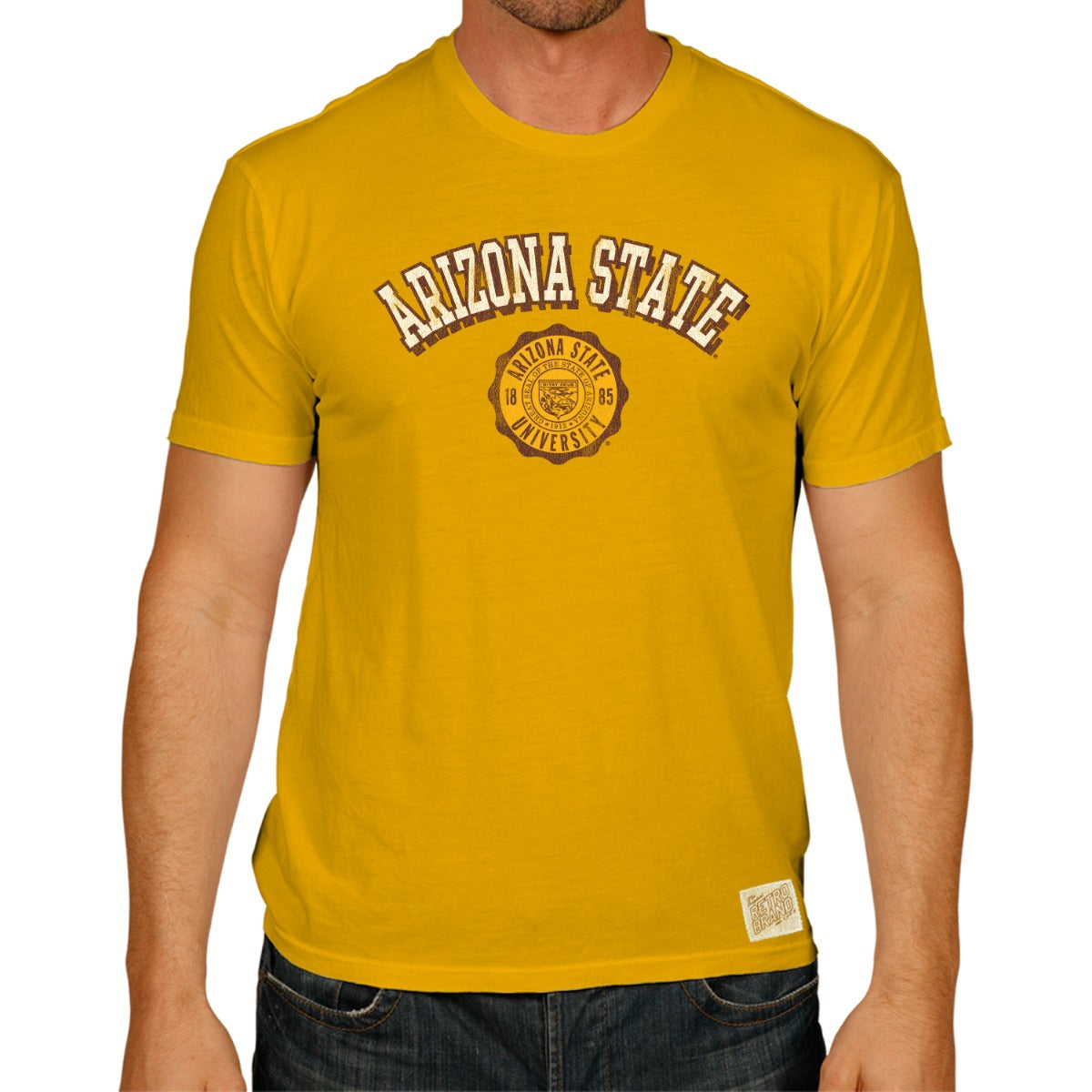 Arizona State 100% Cotton Unisex Tee
