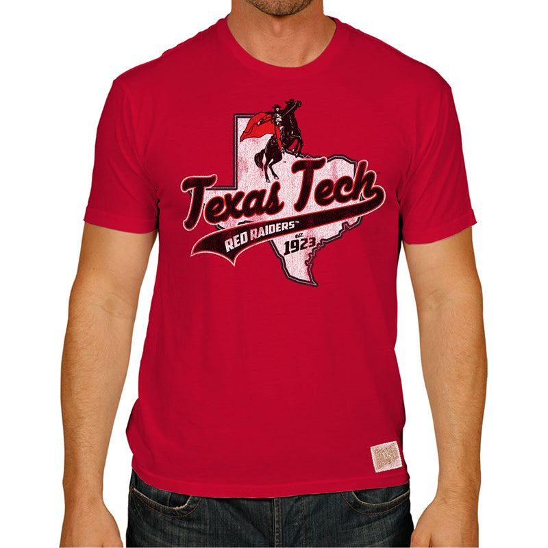 Texas Tech Tailsweep' Worlds Best Tee