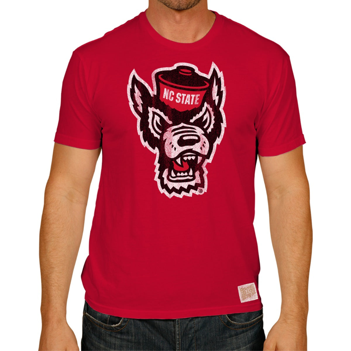 North Carolina State Tuffy World's Best Tee