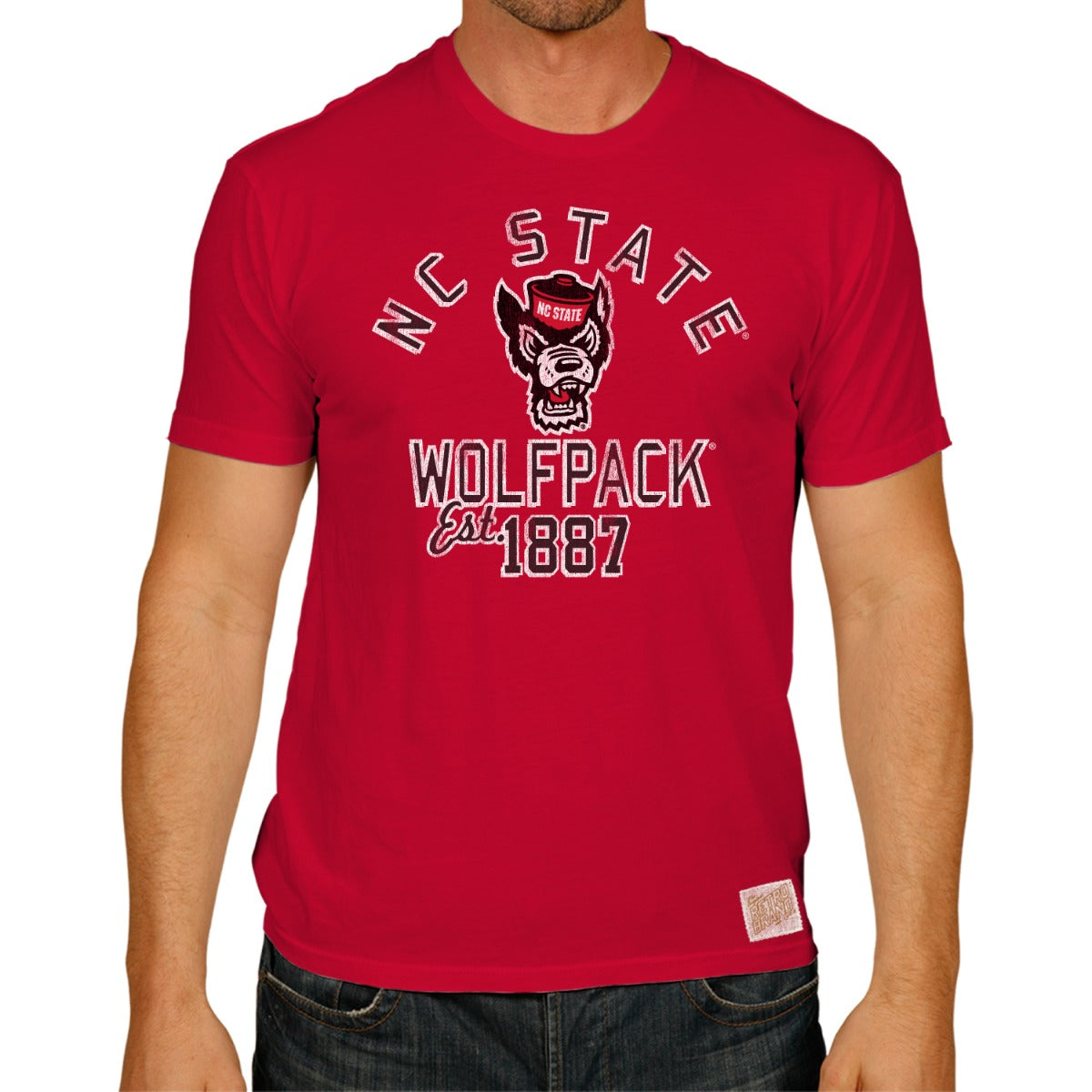 North Carolina State Wolfpack World's Best Tee