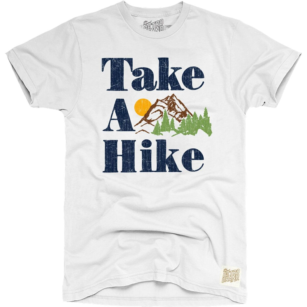 Take A Hike 100% Cotton Unisex Tee