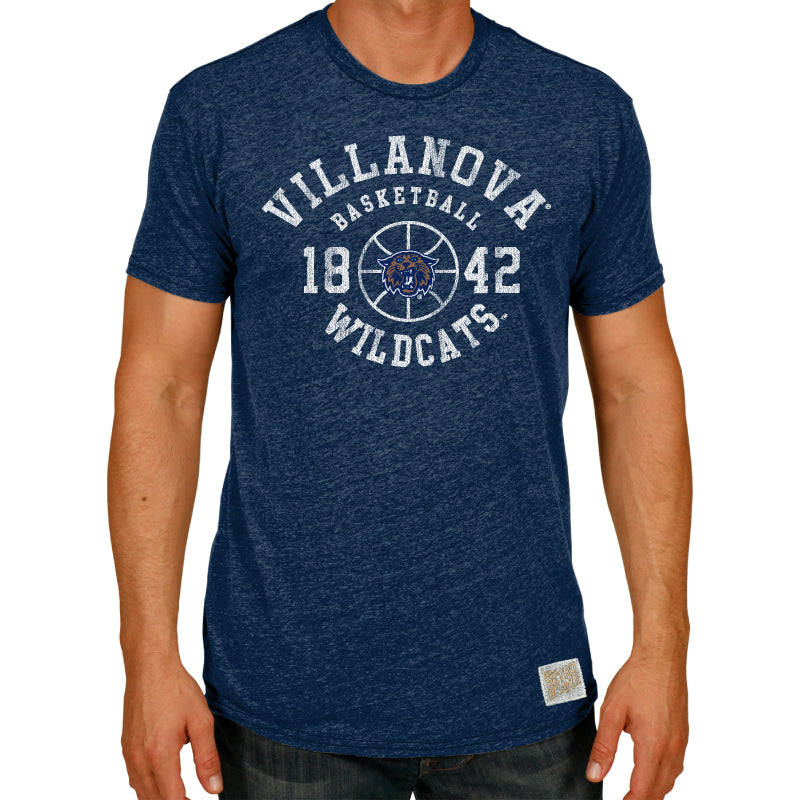 Villanova Wildcats 182 Basketball Men's Tee