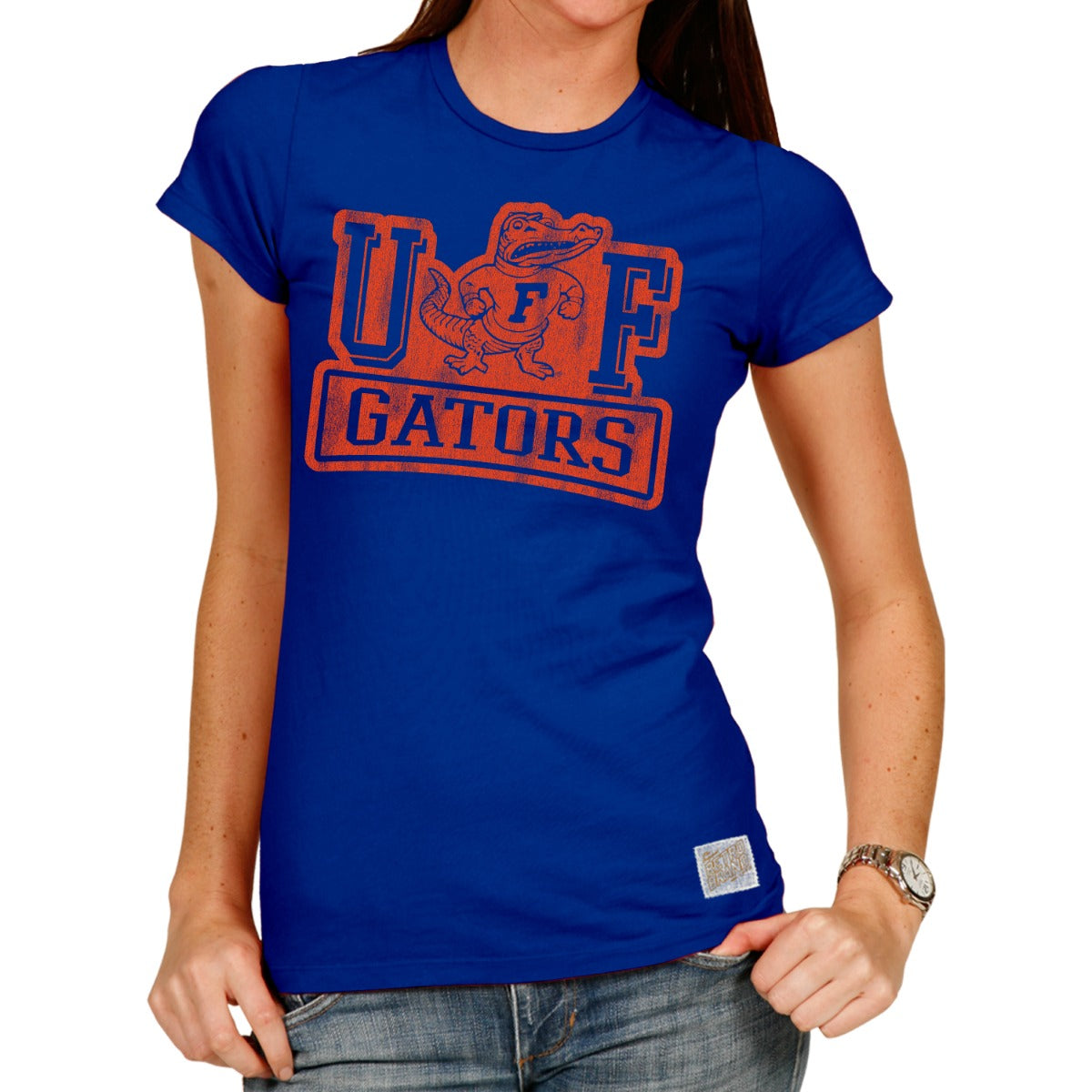 Florida Women's 100% Cotton Tee