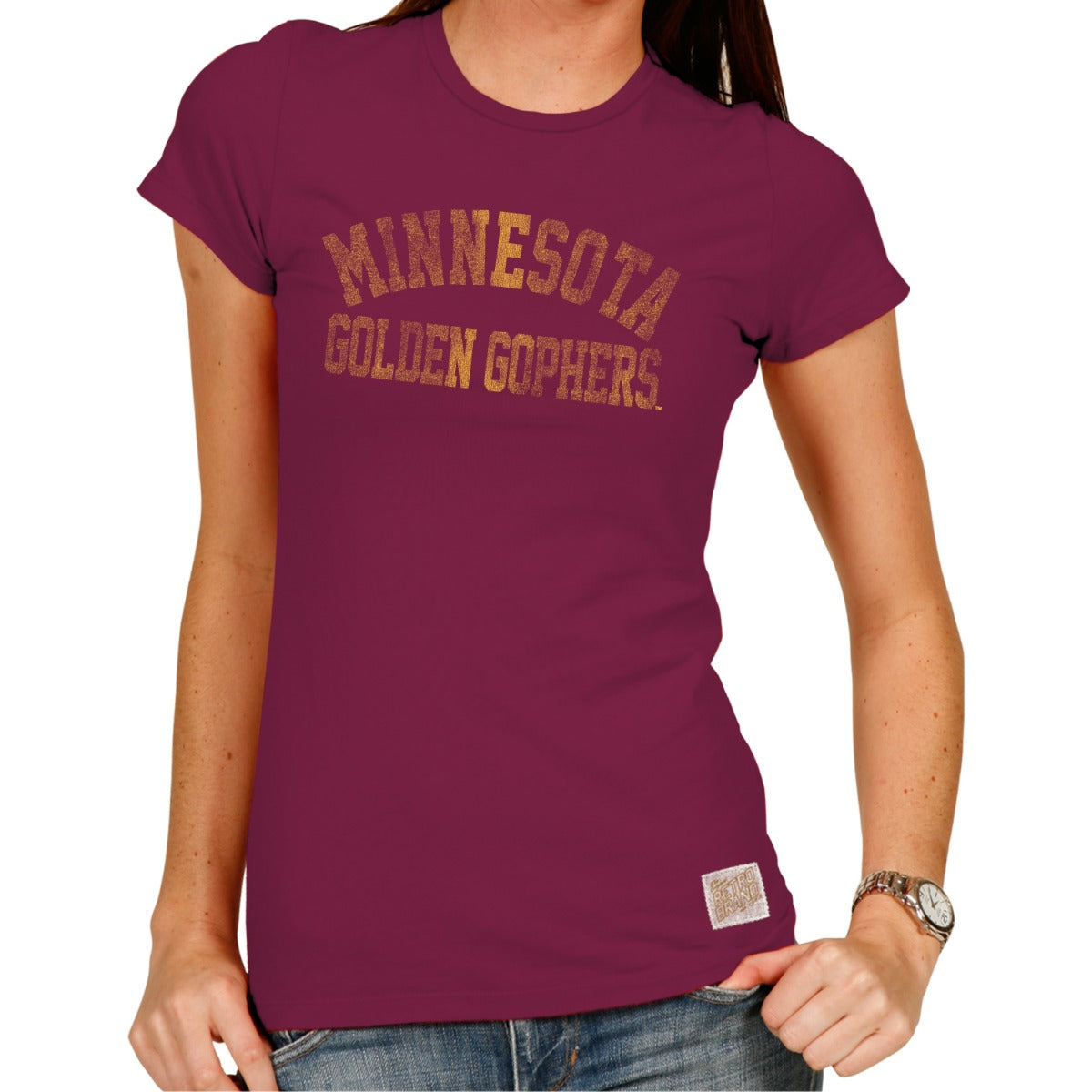 Minnesota Women's 100% Cotton Tee