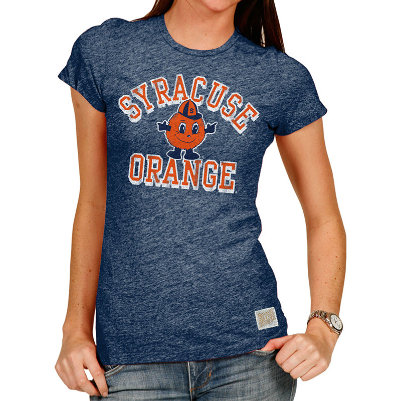 Syracuse Orange Women's Tri-blend crew tee