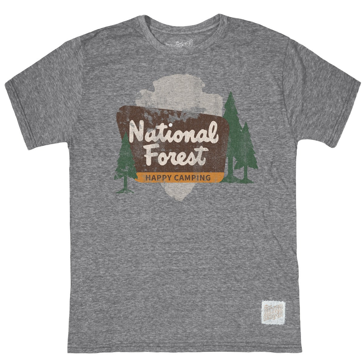 National Forest Tri-Blend Tee