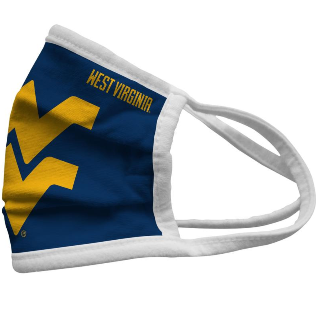 West Virgina Mountaineers Face Mask