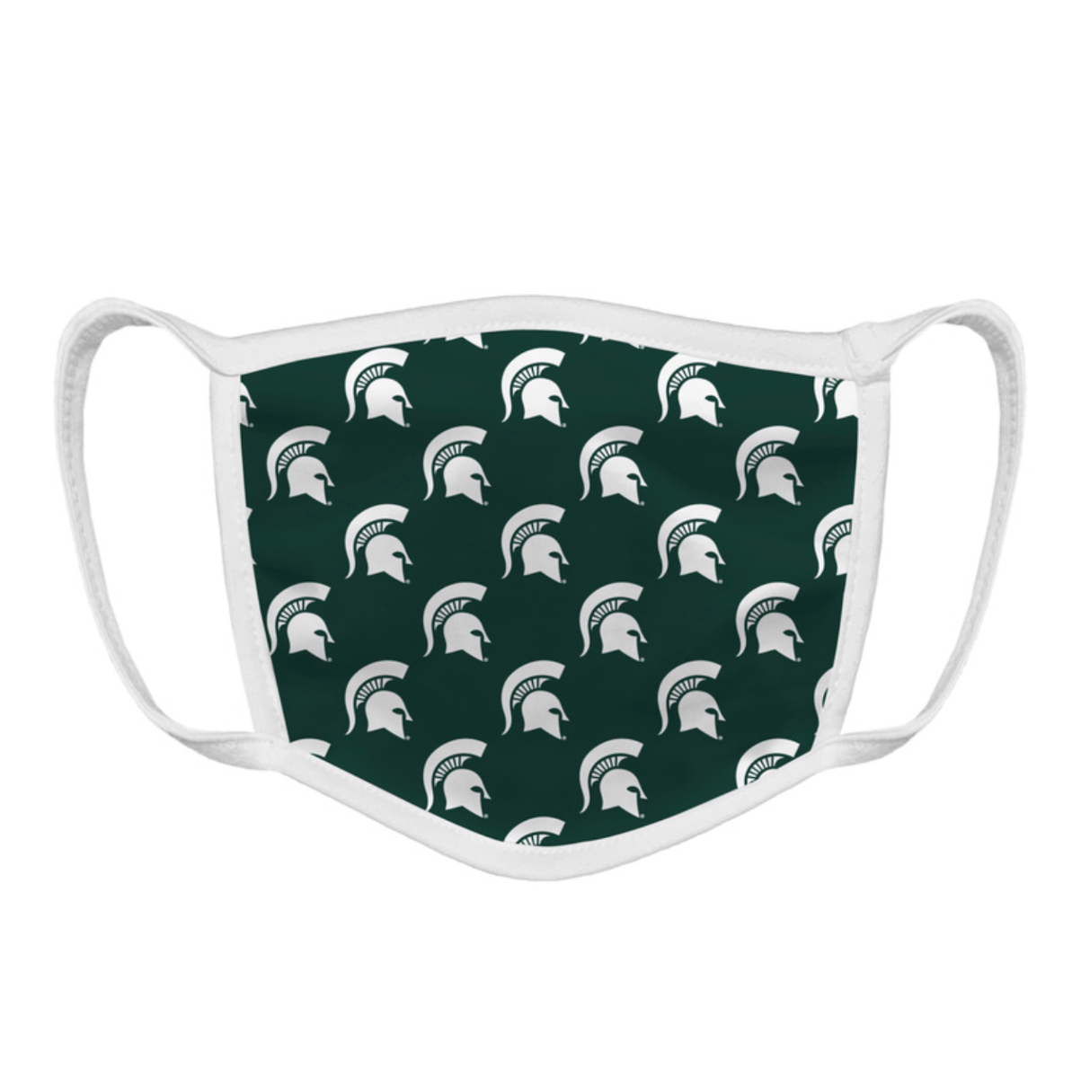 Michigan State Spartans Pride Face Mask