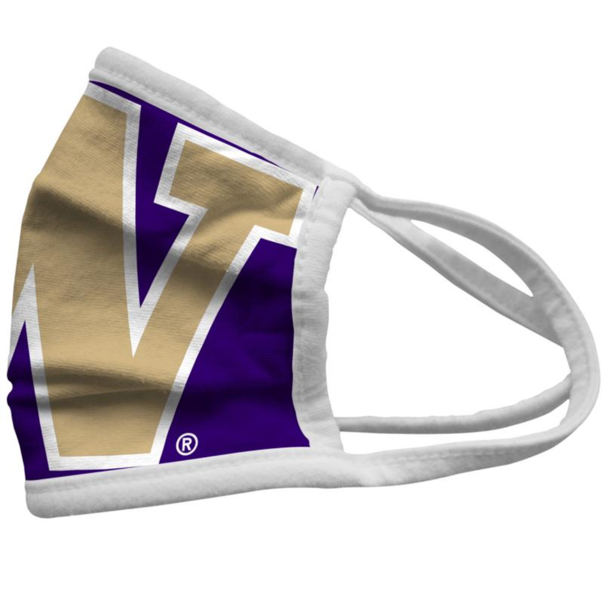 Washington Huskies WU Face Mask