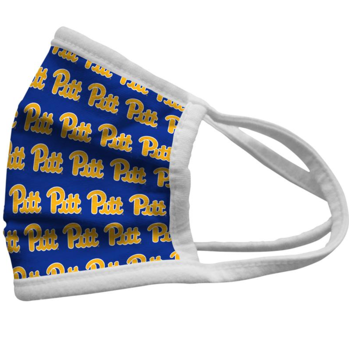 Pitt Panthers Pride Face Mask