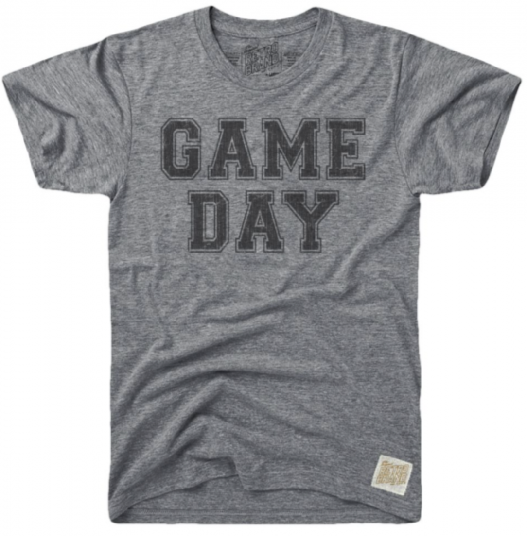 Game Day Tri-Blend Tee