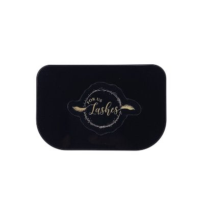 Black Storage Case - For Us Lashes