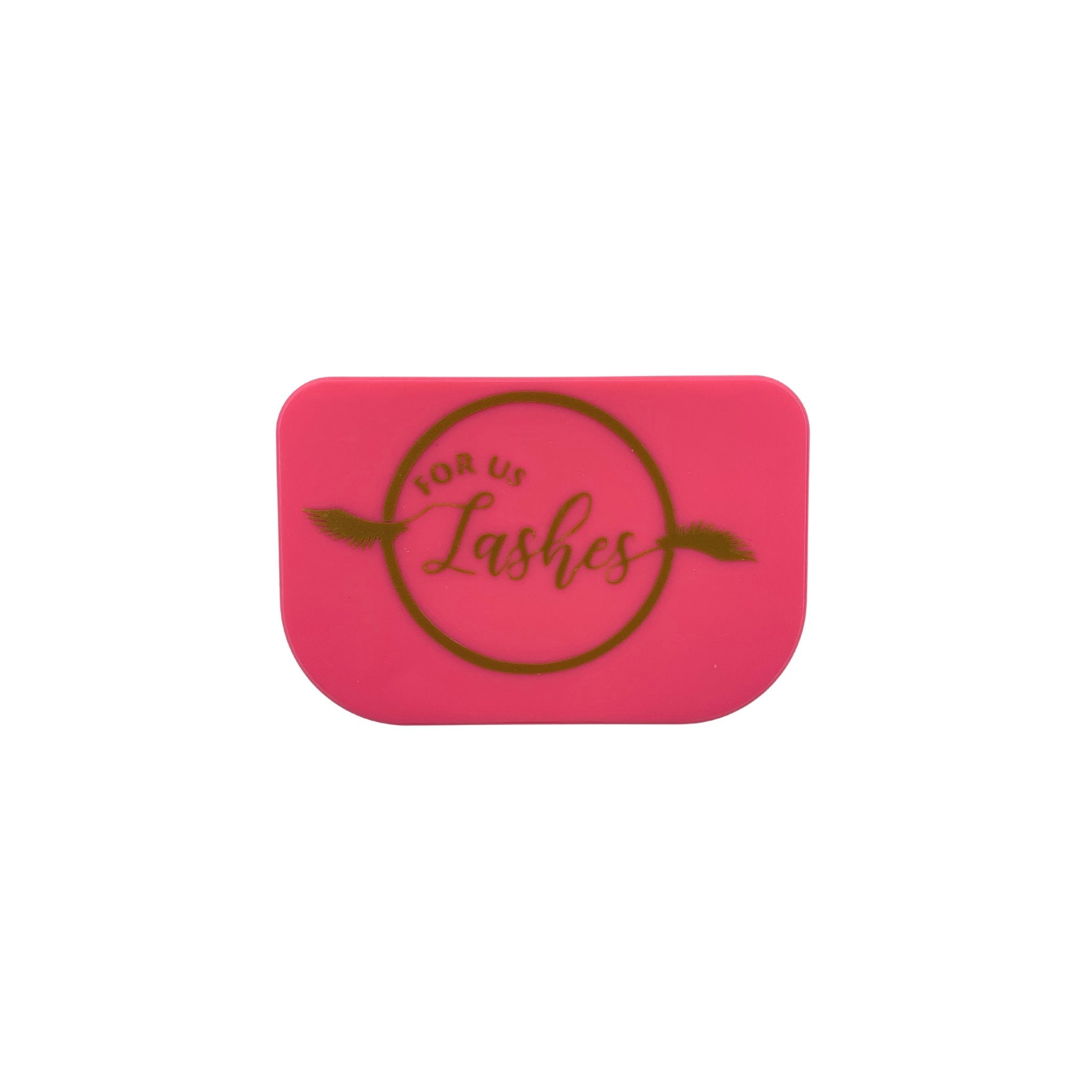 Pink Storage Case - For Us Lashes