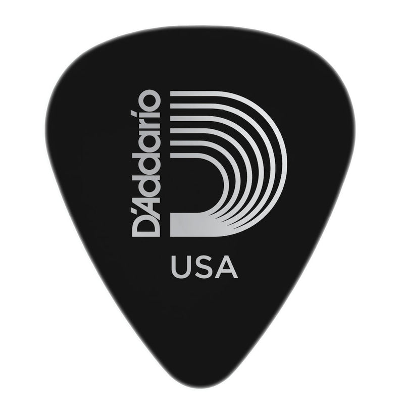 D'Addario Duralin Guitar Picks, Extra Heavy, 10 pack