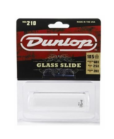 Dunlop 210 Glass Slide Med/Med