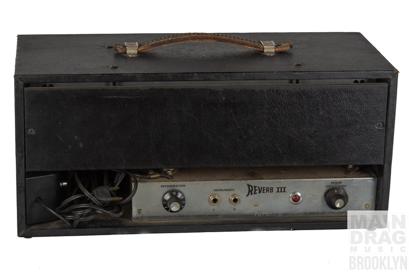 1960's Gibson Reverb III