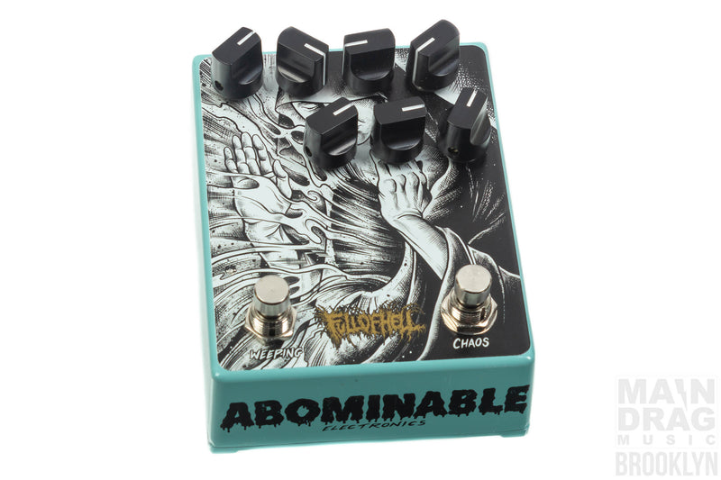 Used Abominable Electronics Full of Hell
