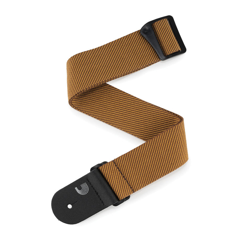 D'Addario Classic Tweed Guitar Strap, Traditional