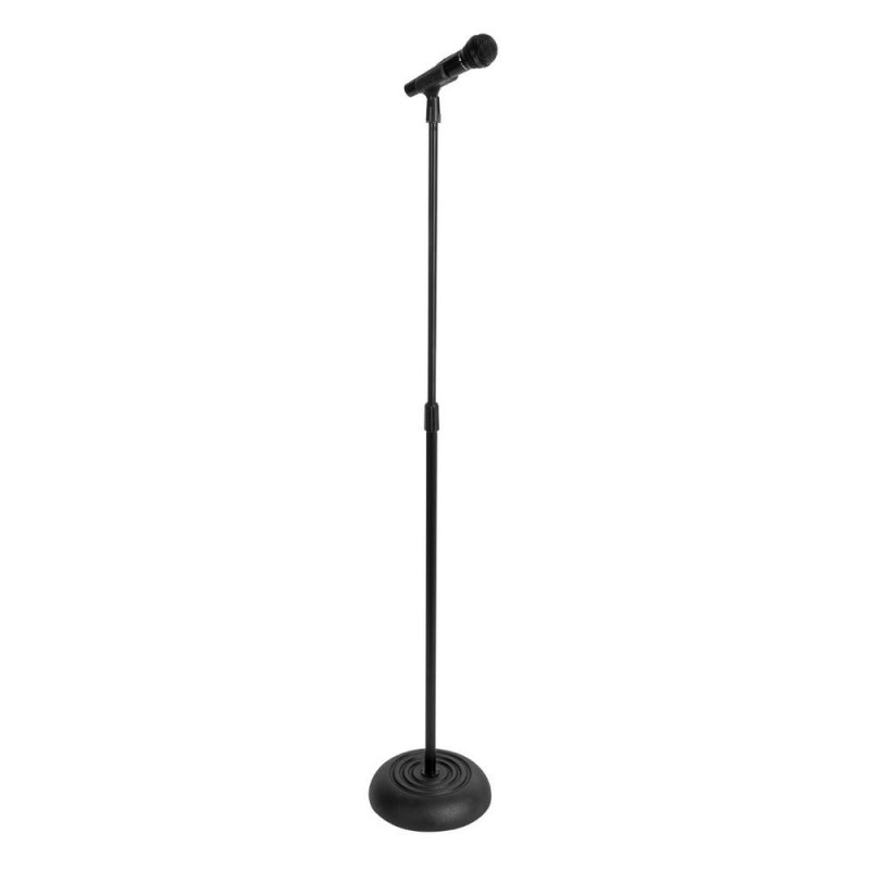 On Stage 7201B Straight Mic Stand