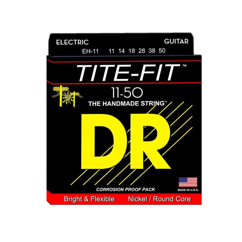 DR Strings EH-11 11-50 Tite-Fit Electric