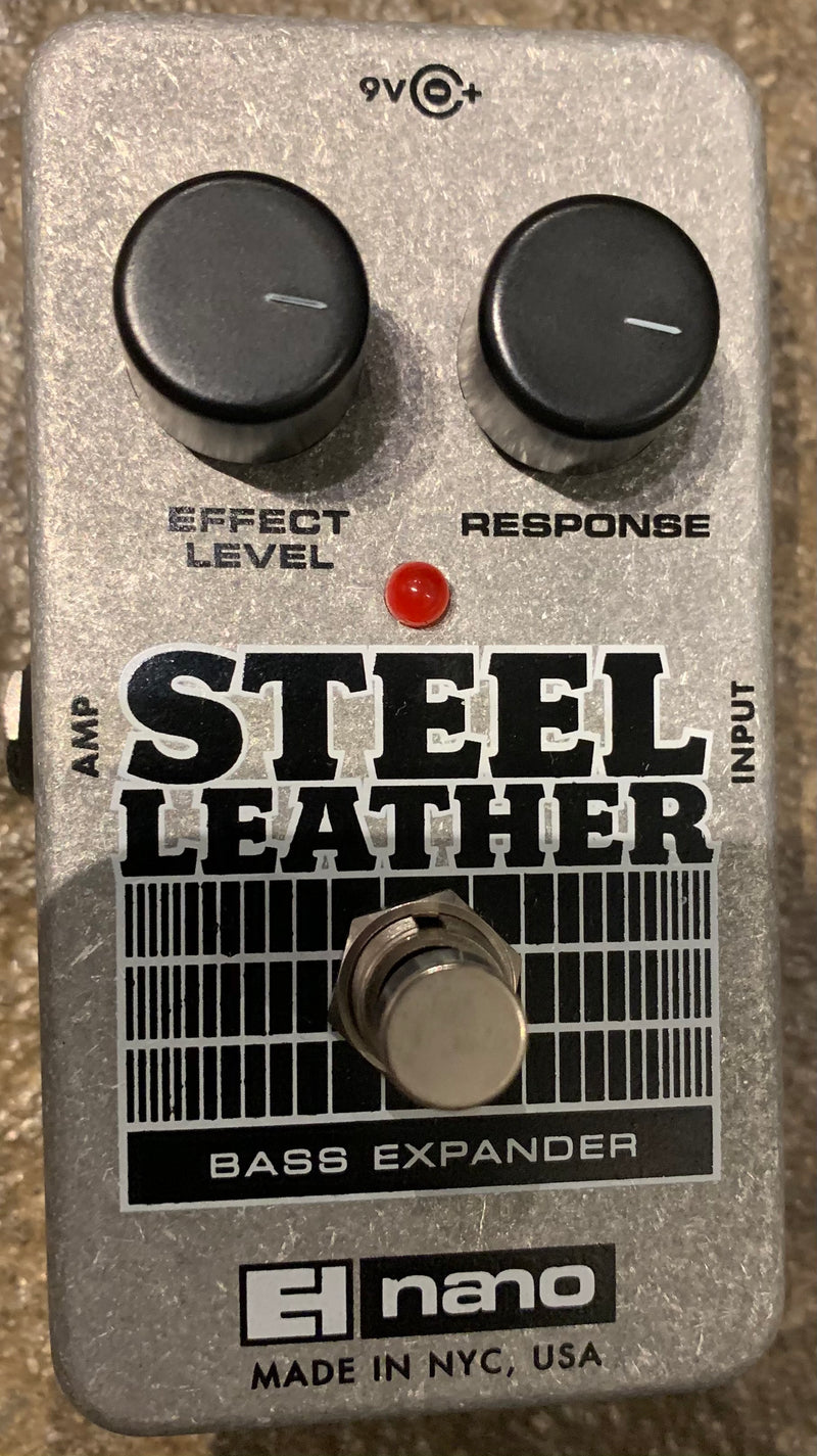Used EHX Steel Leather