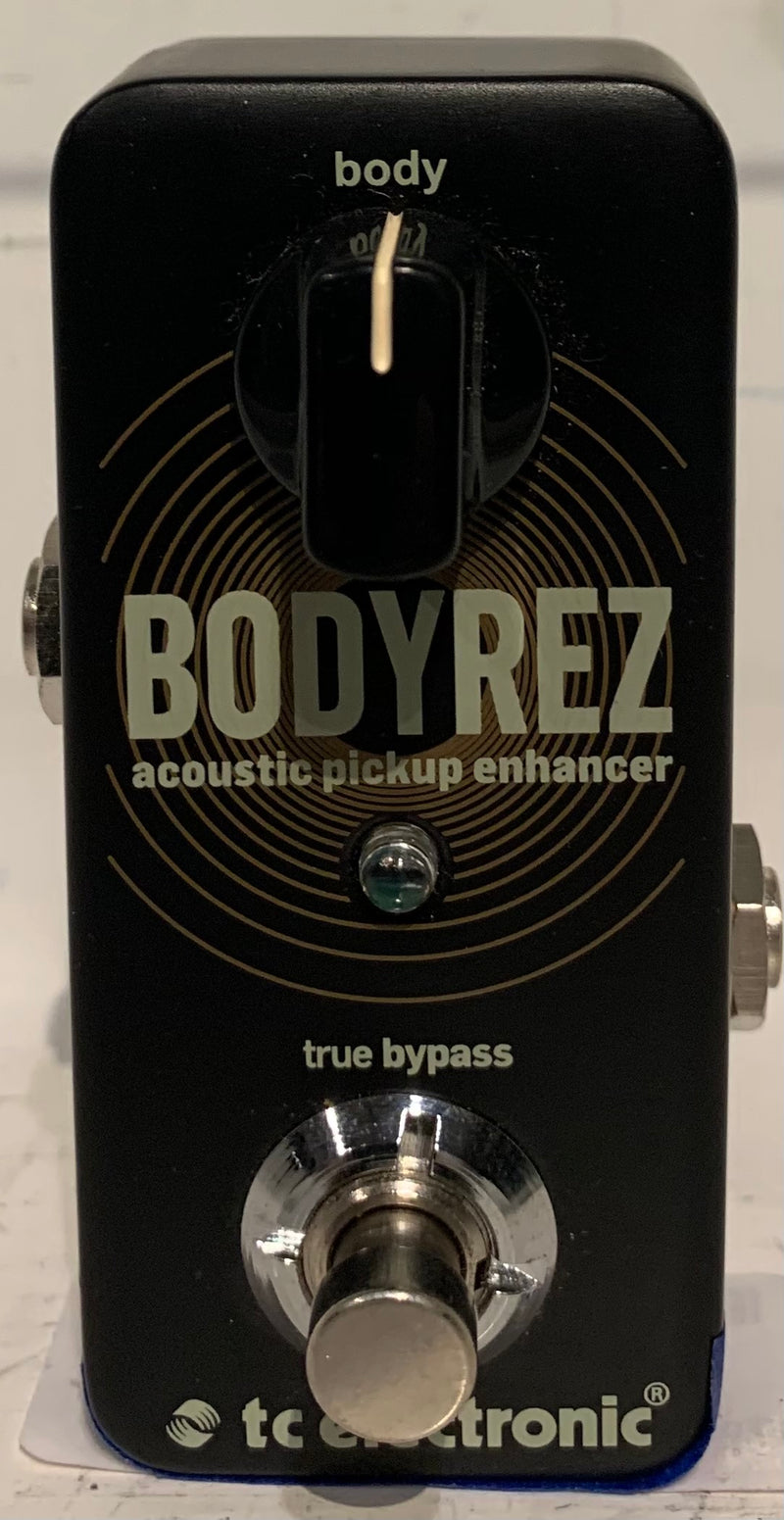 Used TC Electronic Bodyrez