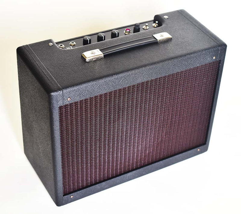 Whipple Dandy Job 6V6 Amp with Ceramic Speaker