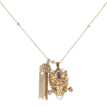 Load image into Gallery viewer, Parizade Camel Pendant - 18k Gold