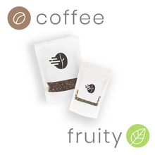 Load image into Gallery viewer, coffee and fruity