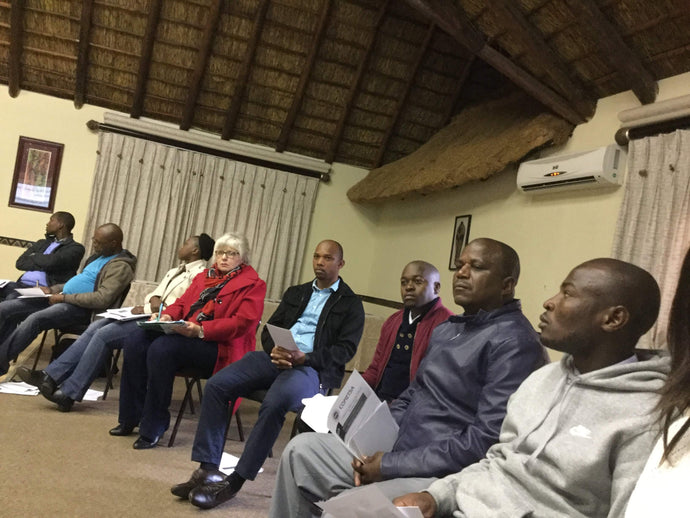 Lekgotla-Individual-Training (1 x Day/Person): Human Rights & Responsibilities Network
