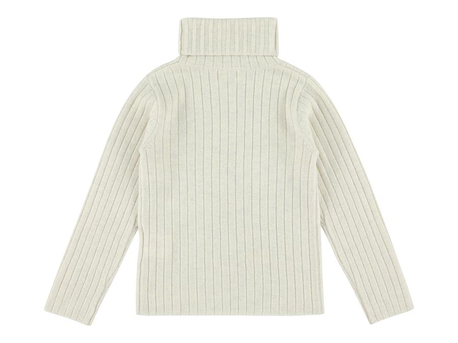 Girls - Pull - Moomin Noble Mist Turtleneck - Morley