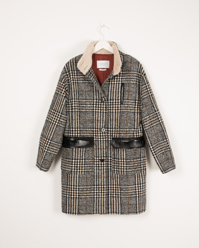 indee  - girls -  coat Iberico